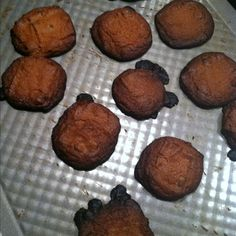 My REAL cookies I forgot about while I was looking @...CURSE YOU PINTEREST!!!!!!!