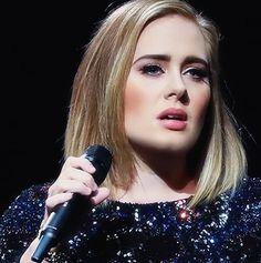 Adele - Concert 25 - hayward simmons. Adele Music, Adele Concert, Adele Singer, Lady Gaga, Famous Celebrities, Celebs, Adele Adkins, Adele Weight, Female Singers