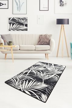 Bay Isle Home Dempster Black Area Rug Rug Size, Animal Print Rug, Black And Grey, Area Rugs, Kids Rugs, Furniture, Home Decor, Products, Rugs