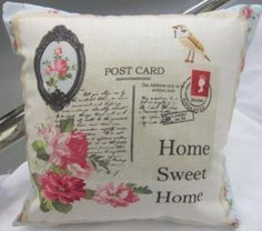 shabby chic..home sweet home