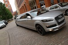 Audi Q7 Limousine- Limo Hire Coventy | Flickr - Photo Sharing! Bentley Car, Audi Q7, Limo, Trucks, Coventry, Cars, Trailers, Autos, Hang Tags