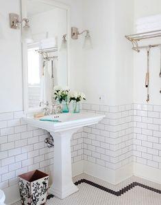 bathroom via desire to inspire - Riesco &Lapres
