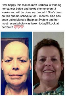 Do you know anyone suffering from hair loss? This is an amazing story!! Brings tears to my eyes ❤️