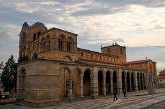 BASILICA DE SAN VICENTE -AVILA -ESPAÑA | Flickr: Intercambio de fotos