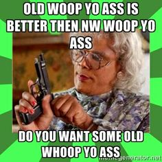 Whoop Yo Ass 32