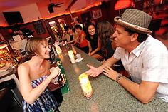 The Lost Love Lounge is a Marigny hub for drinks, bingo, trivia games,