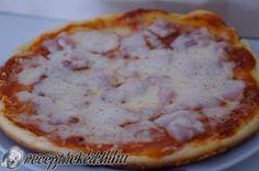A legjobb Serpenyős pizza recept fotóval egyenesen a Receptneked.hu gyűjteményéből. Küldte: Farkasné Joó Ibolya