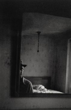 At Home ca.1940 | Saul Leiter.