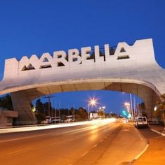 Marbella Summer 2014: Marbella Arch