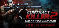 CONTRACT KILLER 2 MOD APK + DATA OBB FREE FULL ANDROID v3.0.3
