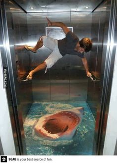 Funny april fools tricks Meanwhile at elevator.. - #AprilFools #AprilFool #AprilFoolsPrank #AprilsFoolLOL