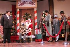 Image result for miracle on 34th street musical sets 34 Street, Miracle On 34th Street, Stage Set Design, Musicals, Play, Image, Musical Theatre