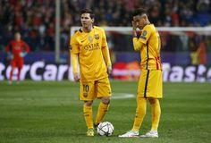 Presidente do Barcelona felicita o Atlético e isenta arbitragem de erro #globoesporte