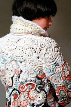 Mes rêves de crochet: Inspirations FREE FORM