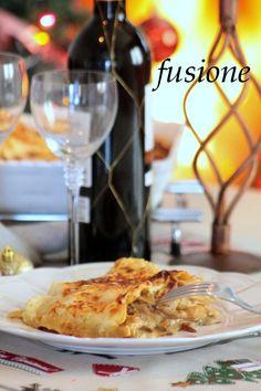 Godiamoci il #Natale! #lasagne #besciamella #funghiporcini #tacchino #feste #natale2014 #Christmas  blog.giallozafferano.it/alexandranerefe/lasagne-funghi-porcini/
