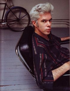 """I have no desire to make films for any kind of specific audience. What I want to do is make films that... tell stories, but somehow in an new way, not in a predictable form, not in the usual manipulative way that films seem to on their audiences."" -Jim Jarmusch"