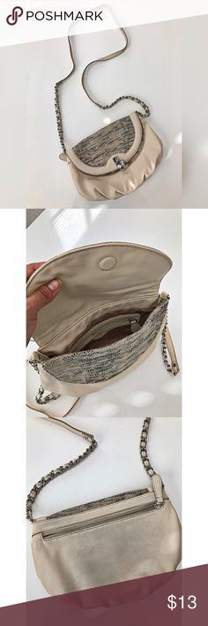 Mini bag crossbody by JLo Used (please refer to the pics) in good condition still. Jennifer Lopez Bags Crossbody Bags