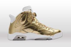 Air Jordan 6 Pinnacle Metallic Gold Jordans For Sale 59f6a8f56