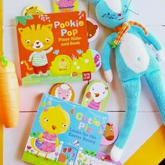 New Tiny Tab Books for Celebrating Easter, Spring & Birthdays! #spon #Easter #Spring #Kids