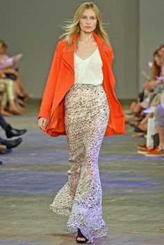 Lala Berlin RTW Spring 2014 [Photo by Getty Images for Mercedes-Benz Fashion Week