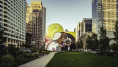 2014 Dewey Square Mural | by Domain Photography