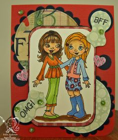 Ink On My Fingers - Handmade Custom Cards, Stamping and Crafting Blog    http://stampinwithinkonmyfingers.blogspot.com