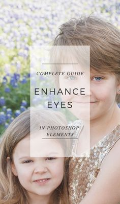 How to Enhance Eyes in Photoshop Elements - create or brighten catchlights, pop the color, darken lashes & sharpen to perfection. Click through for the details. Photoshop For Photographers, Photoshop Elements, Photoshop Tutorial, Photoshop Actions, Lightroom, Free Photography, Photoshop Photography, Photography Tutorials, Digital Photography