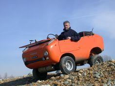 Ferves Ranger.....looks as much fun as a go kart!!