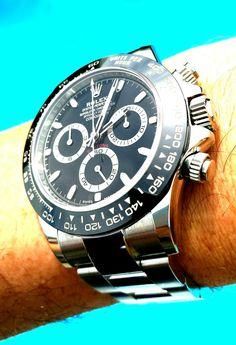 Rolex Daytona 116500 LN Black Dial