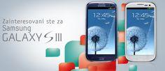 MTS (Telekom Srbija) je od juče omogućio korisnicima da se registruju za nov Galaxy S3 model. Treba da se pojavi najverovatnije u junu mesecu a već sada ga možete rezervisati s