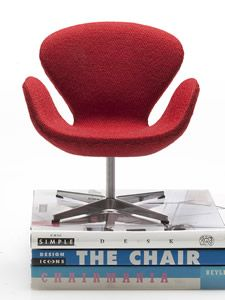 Swan Chair Designed by Arne Jacobsen Original designed in 1956 , reproduced in 2009