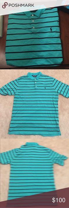 2 Men's Polo Shirts Excellent condtion men's polo shirts. Polo by Ralph Lauren Shirts Polos