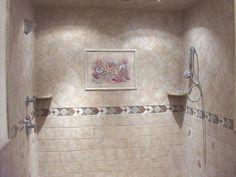 bath tile designs pictures | Bathroom Design Tile Showers Ideas