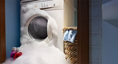 Steps for Maintaining Your Washing Machine - State Farm® Car Insurance Online, Cheap Car Insurance, Home Insurance, Stacked Washer Dryer, Washer And Dryer, Electronic Security Systems, Washing Machine And Dryer, State Farm, Laundry Hacks