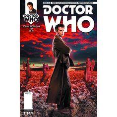 ARTWORK REVEALED: Pre Order TITAN Tenth Doctor Comics Issue 9 now! http://tennantnews.blogspot.com/2014/10/artwork-revealed-pre-order-titan-tenth.html