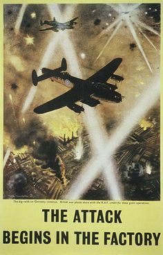 British production poster