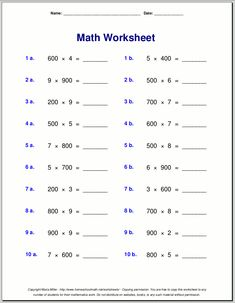 multiplication worksheets for grade 3 third and fourth grade lesson tools pinterest math. Black Bedroom Furniture Sets. Home Design Ideas