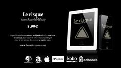 Le risque, de Yann Ricordel-Healy. http://lamatierenoire.net/boutique/collection-the-dark-matters/le-risque/