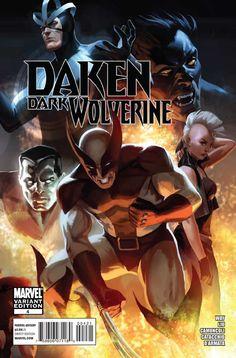 Daken: Dark Wolverine #4 - Empire II, Pt. 1 (Issue)