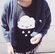 Kawaii Cloud T-shirt