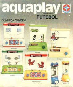 Brinquedo Aquaplay