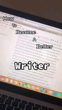 Essay Writing Skills, English Writing Skills, Book Writing Tips, Writing Words, Fiction Writing, Writing Help, Writing Ideas, Writing Inspiration Prompts, Writing Motivation