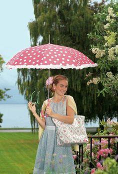 Dottie umbrella ..