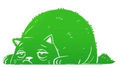 Иллюстрации кошек DAILY CAT DRAWINGS (73 картинки) » RadioNetPlus.ru развлекательный портал