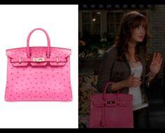 9c7acb6c0a33 Creator Designer  Hermès Item  Birkin bag 25 Fuschia pink Ostrich leather  Silver hardware