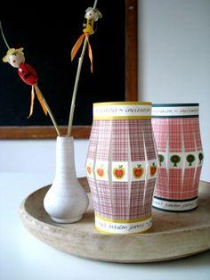 Décoration avec des lanternes en papier personnalisables
