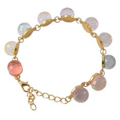 Colorful Candy Bead Bracelet $1.77