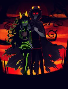 The Sufferer Homestuck | ... homestuck trolls Homestuck ancestors The Signless The Sufferer <<< that art style doe
