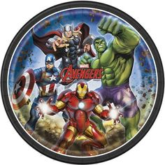 Off: Avengers Assemble Dinner Plates - 8 Pk Party Supplies Canada Avengers Birthday, Superhero Birthday Party, Boy Birthday Parties, 3rd Birthday, Birthday Cakes, Birthday Ideas, Hulk Birthday, Happy Birthday, Party Entrees