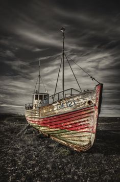 ghostships | The Ghost Ship Photograph by Evelina Kremsdorf - The Ghost Ship Fine ...